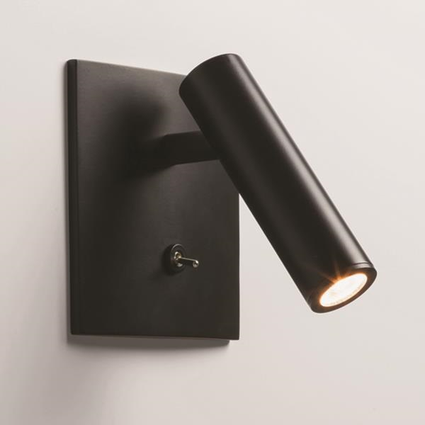 Daito  LED Square Wall Light Switched