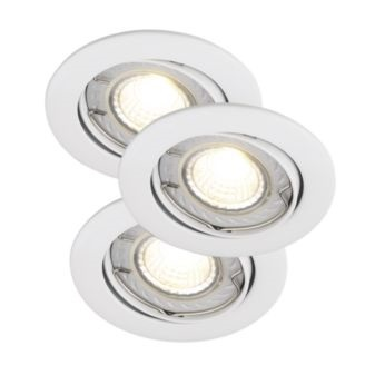 Recess Led Cob Dim 3-KIT LED COB DIMMABLE WHITE