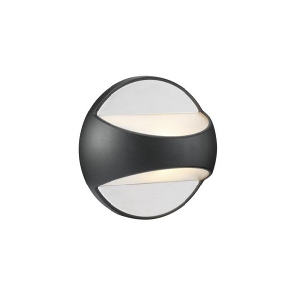 TWIN WALL E27 BLACK