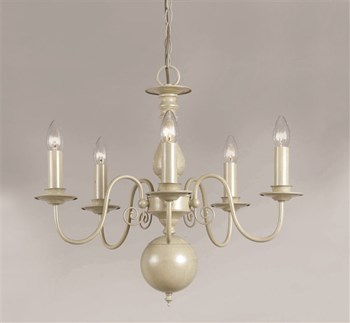 Frome  Flemish Cream, Nickel