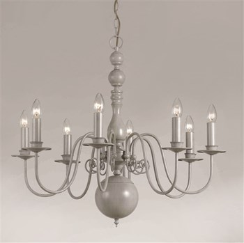 Frome  Flemish Cream, Antique Brass