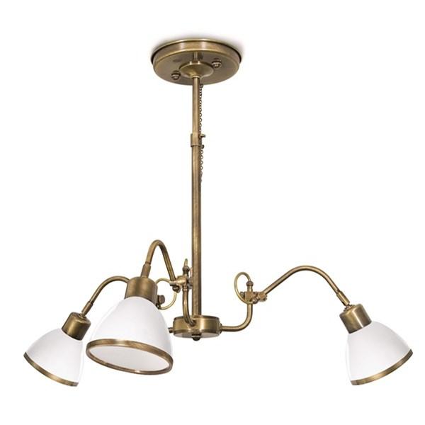 Ceiling Lamp Antique Suspension Adj.