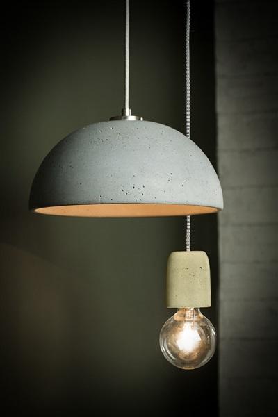 410, Concrete Pendant Lamp