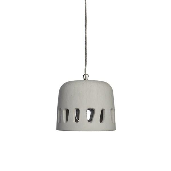 Luna, Concrete Pendant Lamp