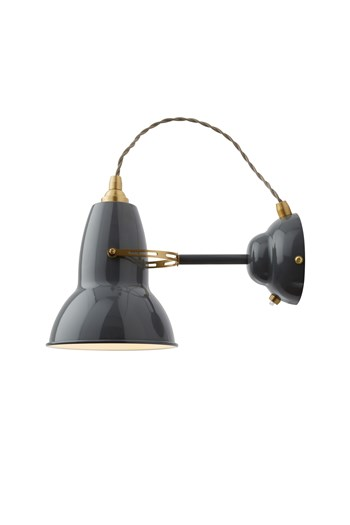 Wall Light With Flexible Shade